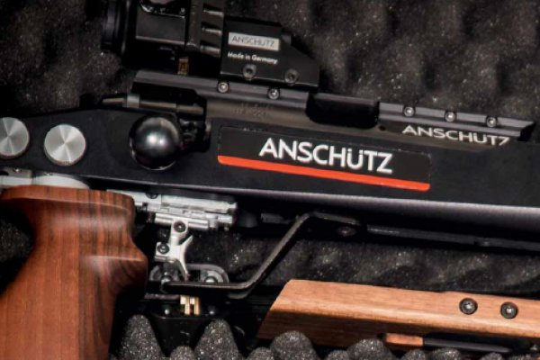 Anschutz Competition Small Bore