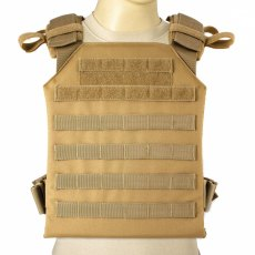 Red Rock MOLLE Plate Carrier