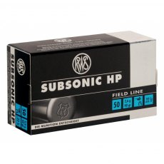 .22 LR - Subsonic HP