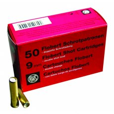 9mm (No.3 Garden Gun) Shot Cartridge