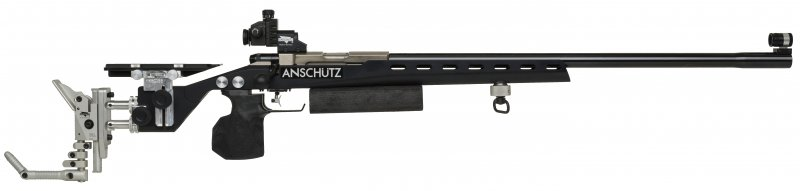 Anschutz 2013/690 with 2018 stock Precise Alum grip  .22